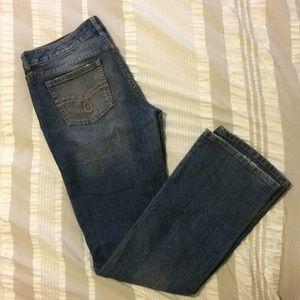 American Rag Boot Cut Jeans Size 9 Regular